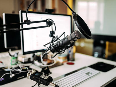 Webinar Audio Marketing